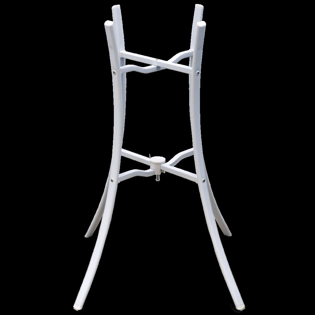 Praktyczny stojak przydatny w czasie kąpieli